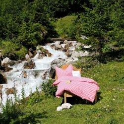 Urlaub in der Natur