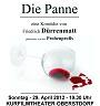 Die Panne - Friedrich Dürrenmatt