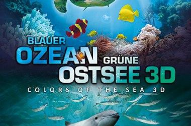 Blauer Ozean Grüne Ostsee - 3 D