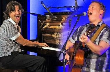 Blues Trouble ! - Live auf der Bühne-