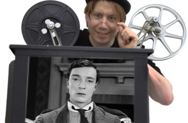 Buster Keaton live vertont