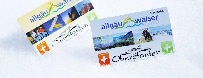 Geschenkte Freizeit mit der Gästekarte Oberstaufen PLUS.