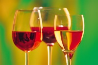 Wein in moderaten Mengen als Teil der Kur