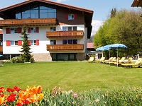 Parkhotel Frank im Frhling