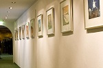 Ausstellung im Parkhotel Frank
