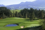 Golfplatz Oberallgu Grn 17