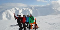 Heliskiing Lodge 2 Lodge mit Rita Hagen