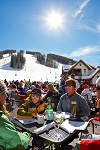 Beaver Creek Lunchtime
