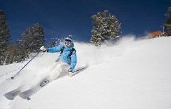 The Canyons, Powder Skier