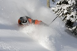 The Canyons Powder