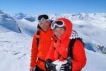 Heli-Skiing Last Frontier mit Rosi und Christian