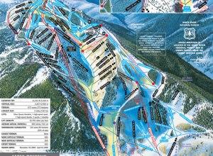 Karte: Aspen Mountain