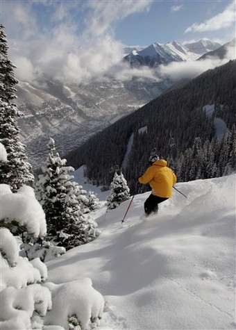 Telluride Powder