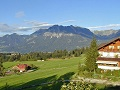 Nebelhornblick Panorama