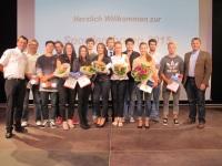 Sportlerehrung Gemeinde Oberstdorf