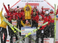 Die Sieger der Team Tour 2012