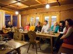 Allgäuer Jodel-Kurs auf der Wannenkopfhütte