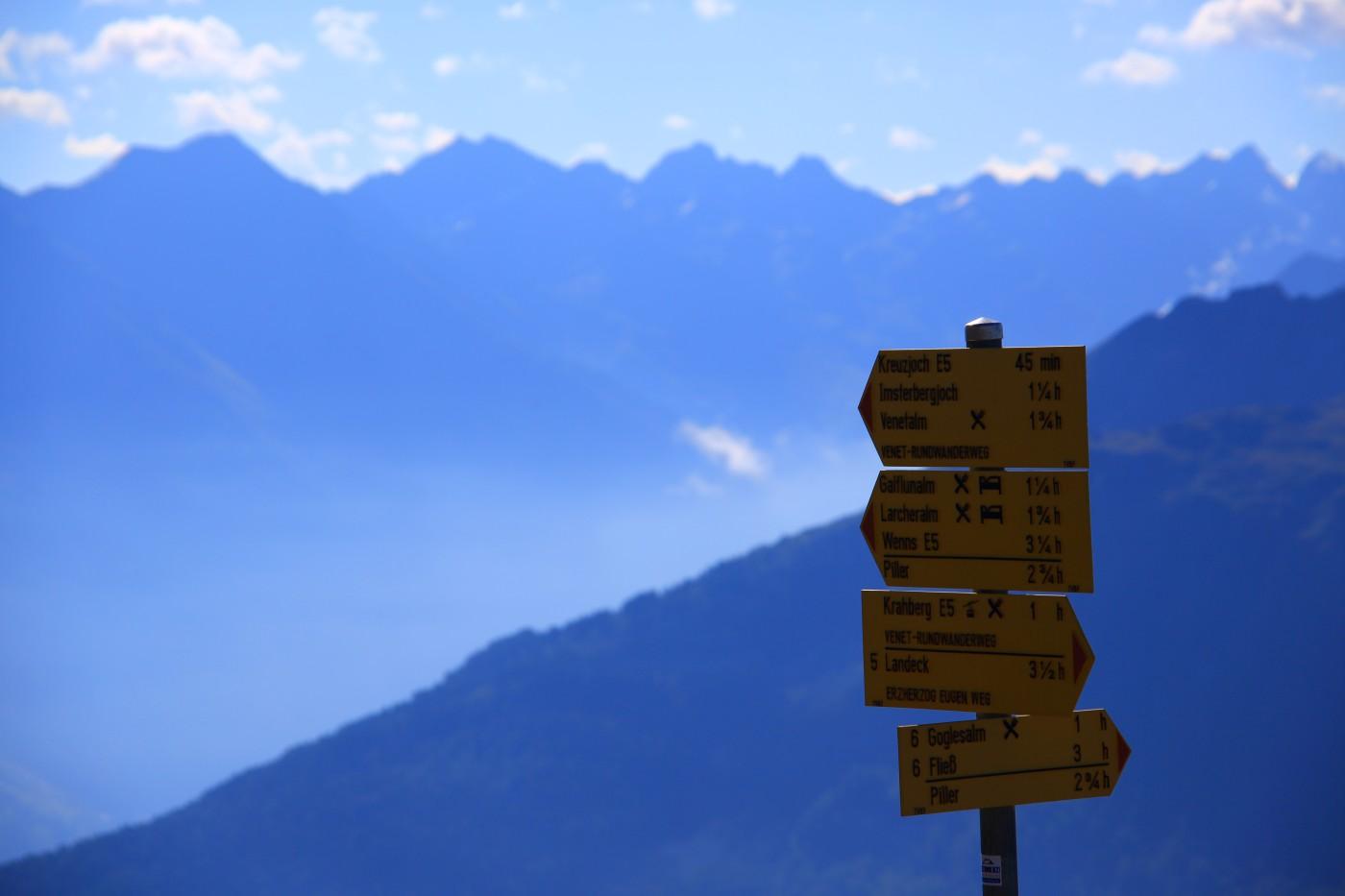 alpenüberquerung e 5 mit komfort, Hause ideen