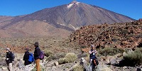 Der Pico de Teide auf Teneriffa