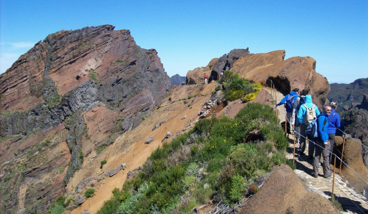 Madeira - Wandern, Rad, Wellness