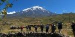 Weg zum Ararat