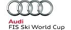 Logo Audi FIS Ski Weltcup