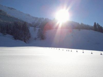 Sonnenaufgang am Imberg