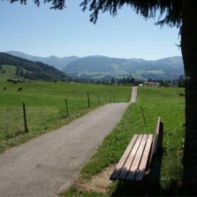 Panoramaweg Oberstaufen-Buflings