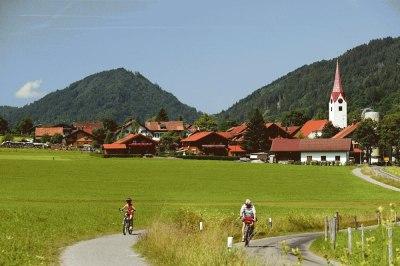 Wanderung durchs Konstanzer Tal