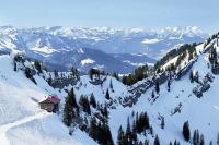 Panorama am Hochgrat