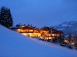 Rosenhof im Winter