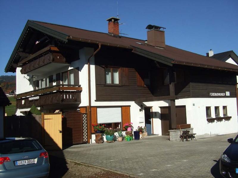 Haus Sabine inkl. Stellplätze