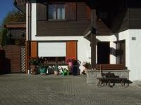 Haus Sabine Eingangsbereich