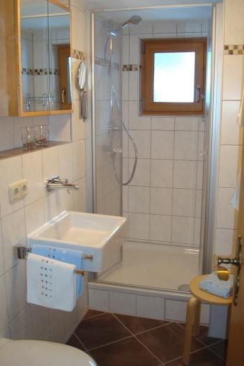 Ferienwohnung Rubihorn F✷✷✷ Dusche/WC