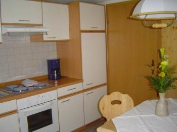 Ferienwohnung Rubihorn *** Küche