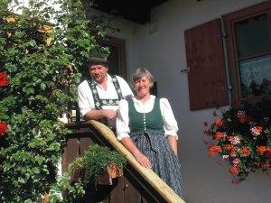 Hans-Peter und Marita Schwarz