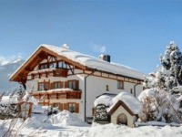 Haus Edelraute - Winter