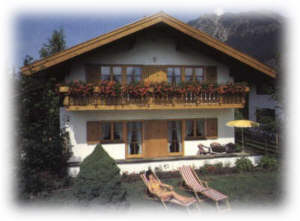 Unser Haus Alter Steinachweg