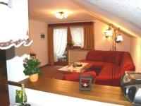 Wohnzimmer - Fewo II
