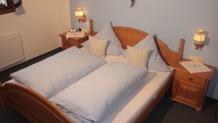 Schlafzimmer - Fewo II