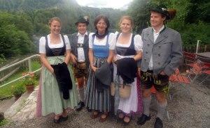 Ihre Gastgeber: Familie Titscher