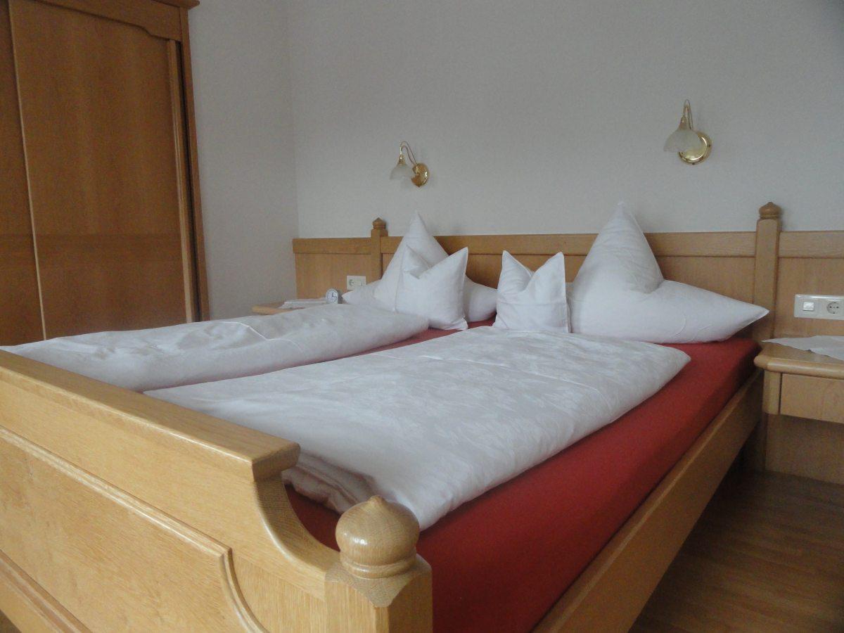 Ferienwohnung 1: Schlafzimmer