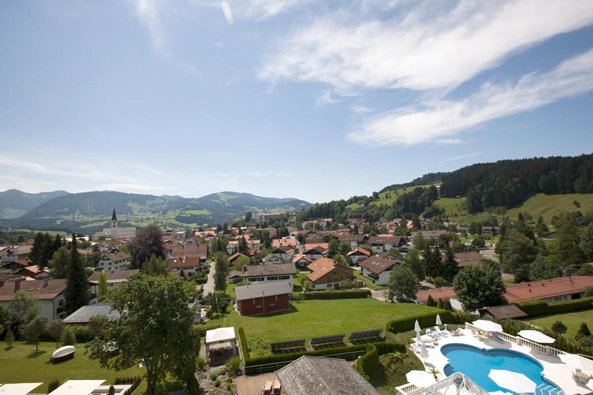 Hotels In Oberstaufen  Sterne