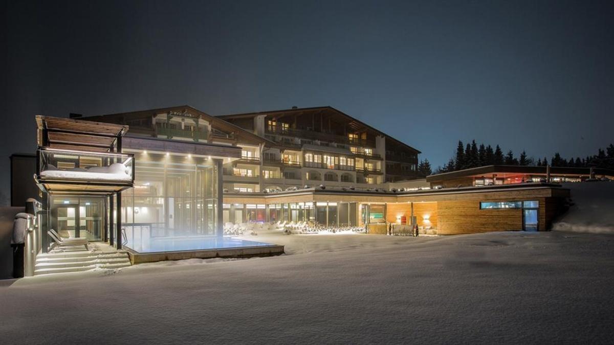 Allg uer rosenalp 4s sterne hotel allg u for Oberstaufen hotel