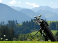Golfbag-in-Oberallgäu-Bolsterlang