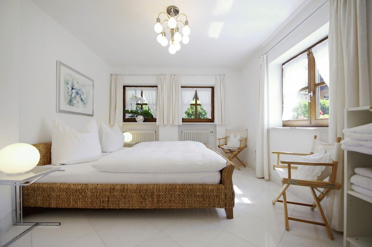 Alexander Muhr - Ferienwohnung / Appartement Allgäu Schlafzimmer 10 Qm