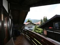 Blick vom Balkon nach Süd-Westen