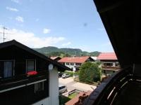 Blick vom Balkon nach Nord-West