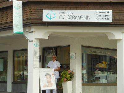 Herzlich Willkommen bei Christine Ackermann