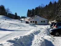 Adelharz Stubn im Winter